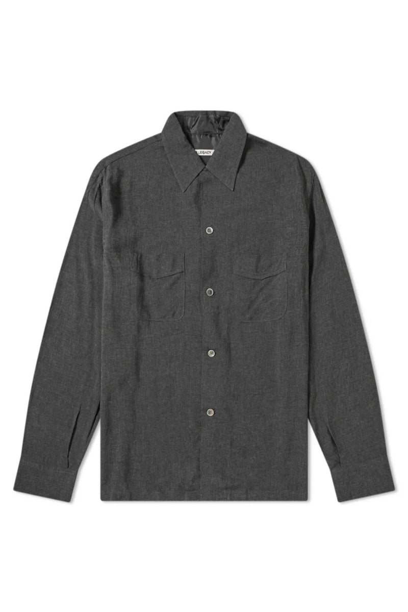Anthracite Heusen Shirt
