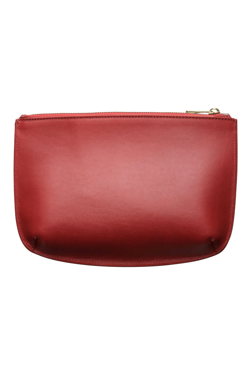Red Sarah Pouch