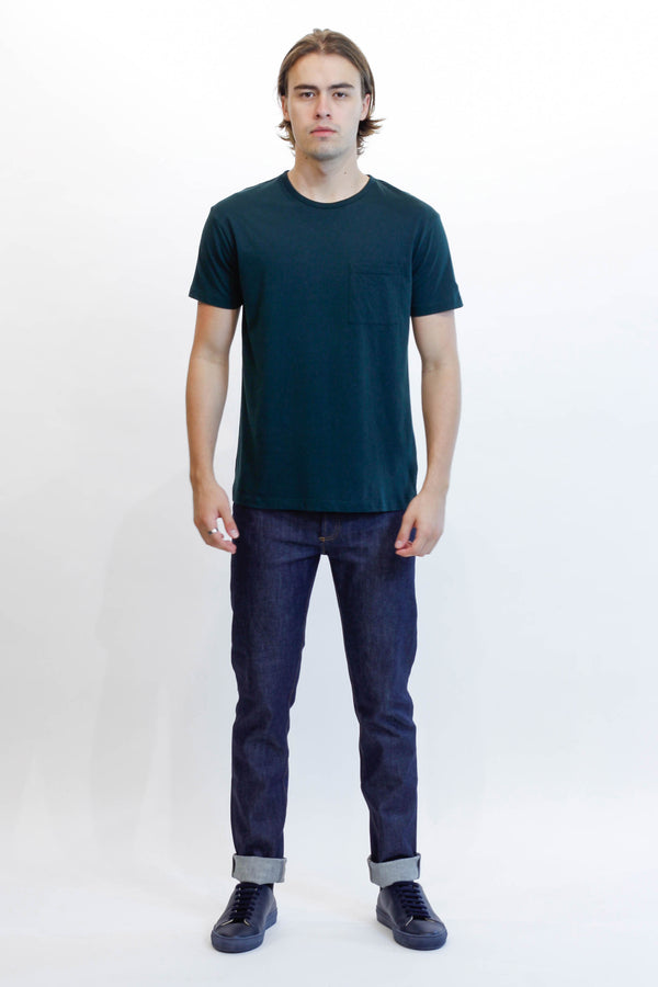 Scarab Green Pocket Tshirt