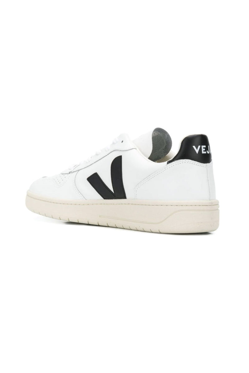 M V-10 Sneakers White/Black