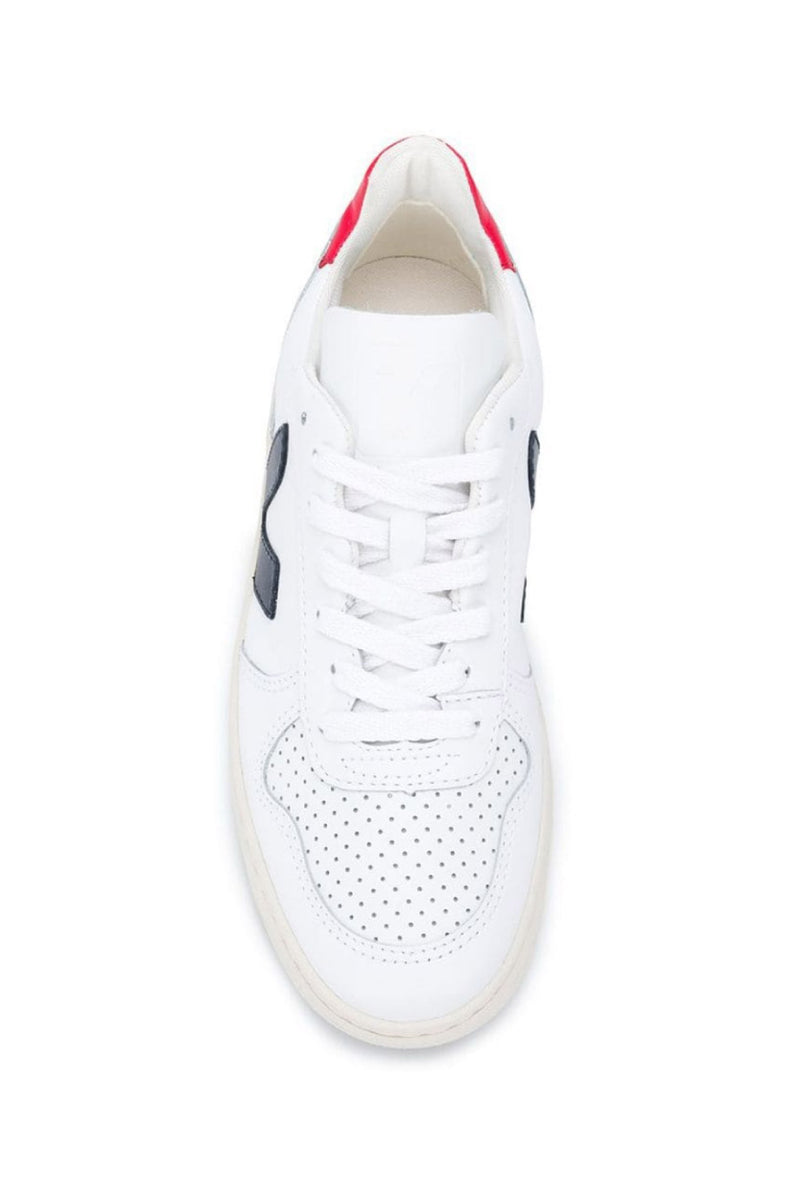 W V-10 Sneakers White/Red