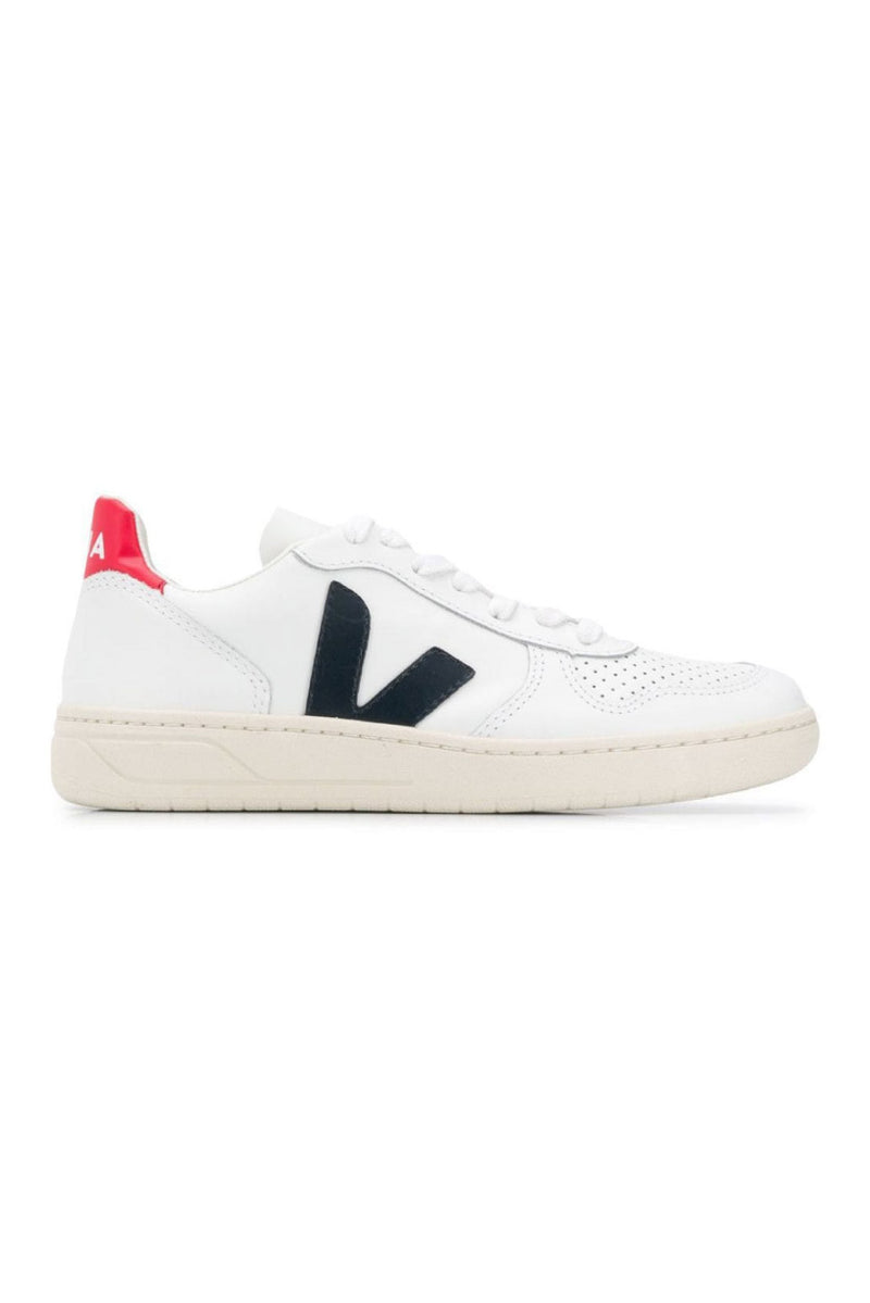 M V-10 Sneakers White/Red