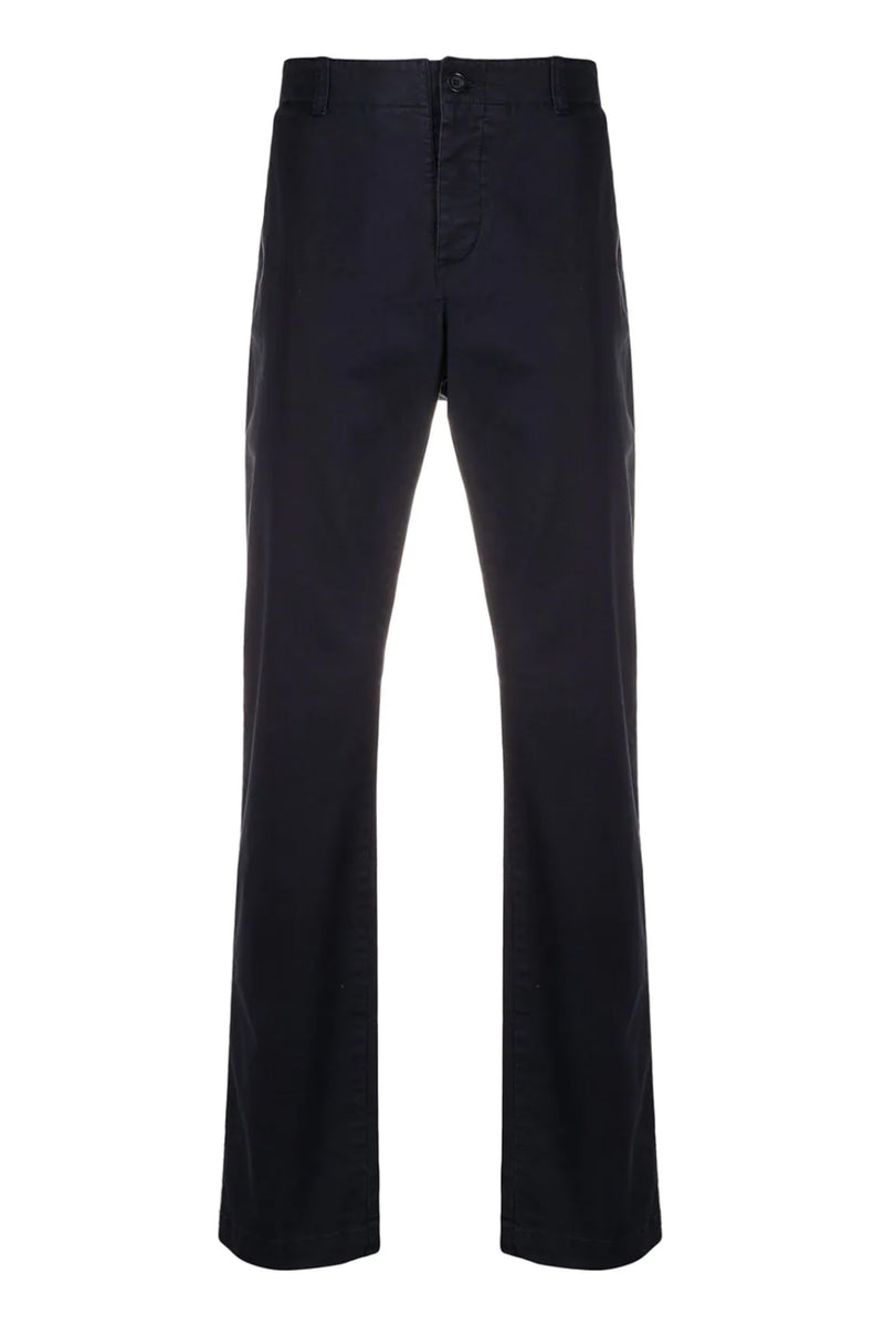 Navy Dejavu Trousers
