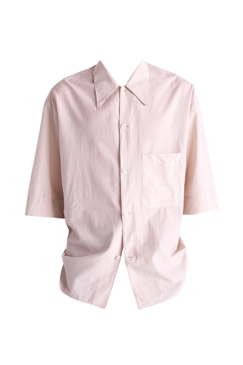 Beige Convertible Shirt