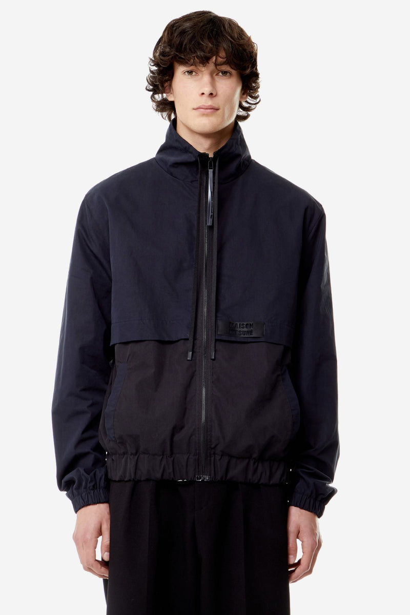 Black Grey WindBreaker