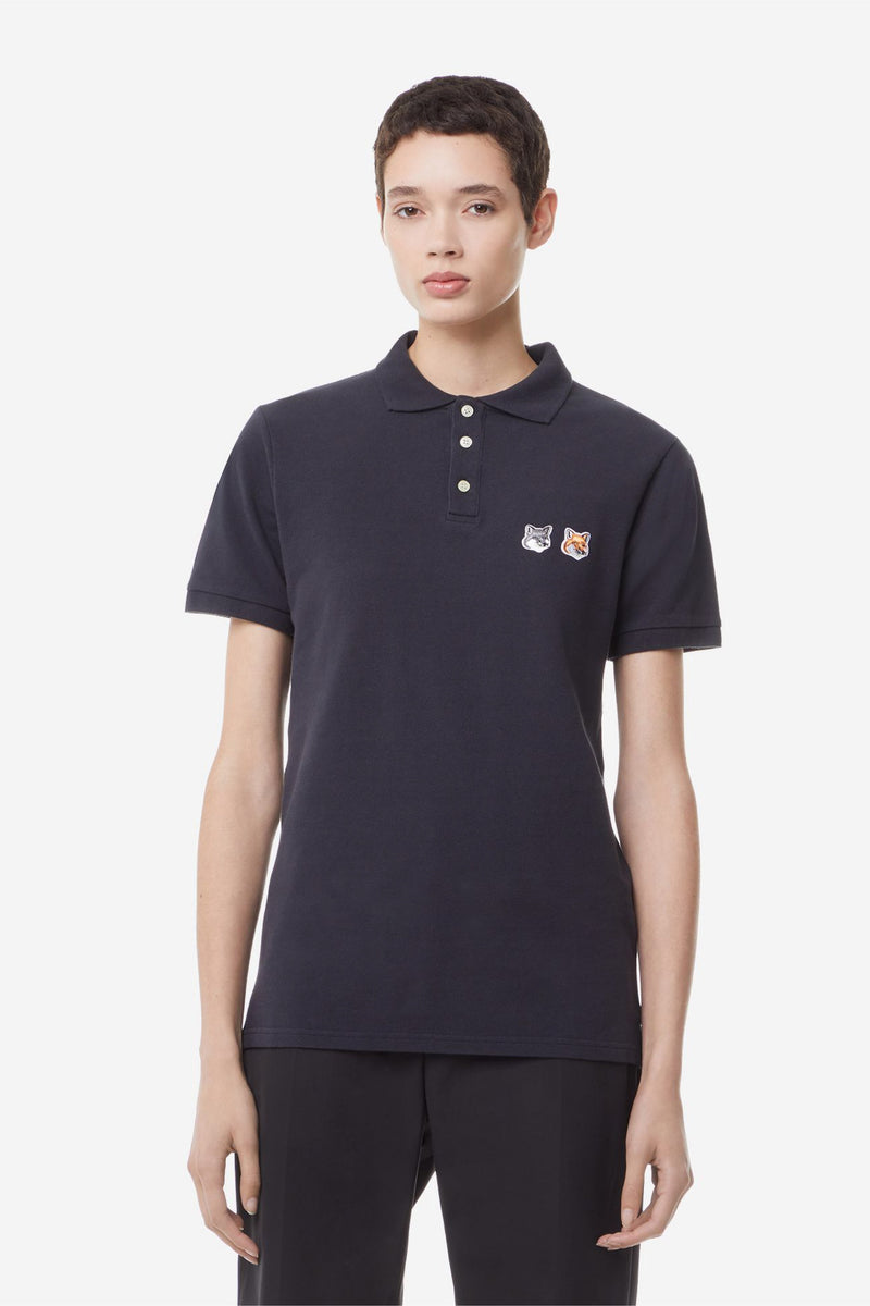 Anthracite Double Foxhead Polo