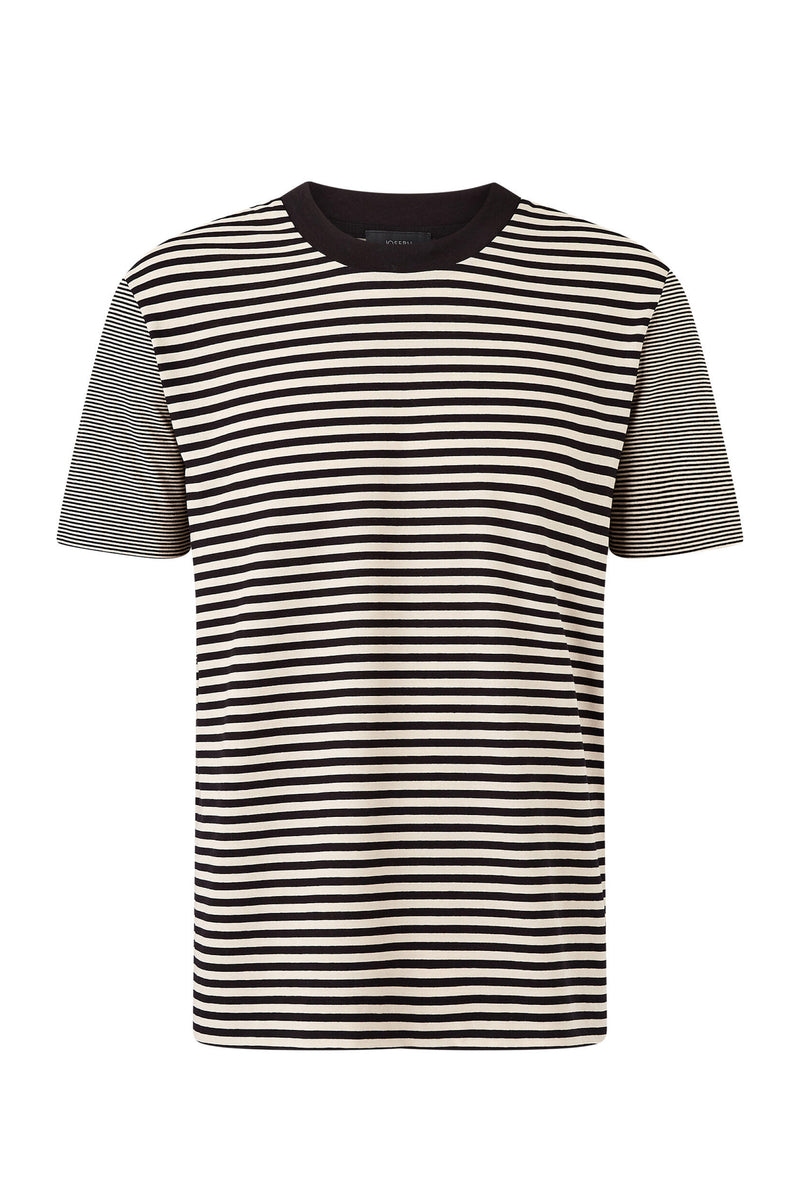 Camel Striped Tshirt