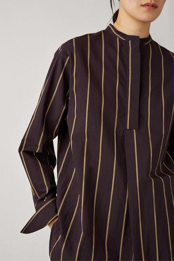 Ink Aufray Stripe Blouse