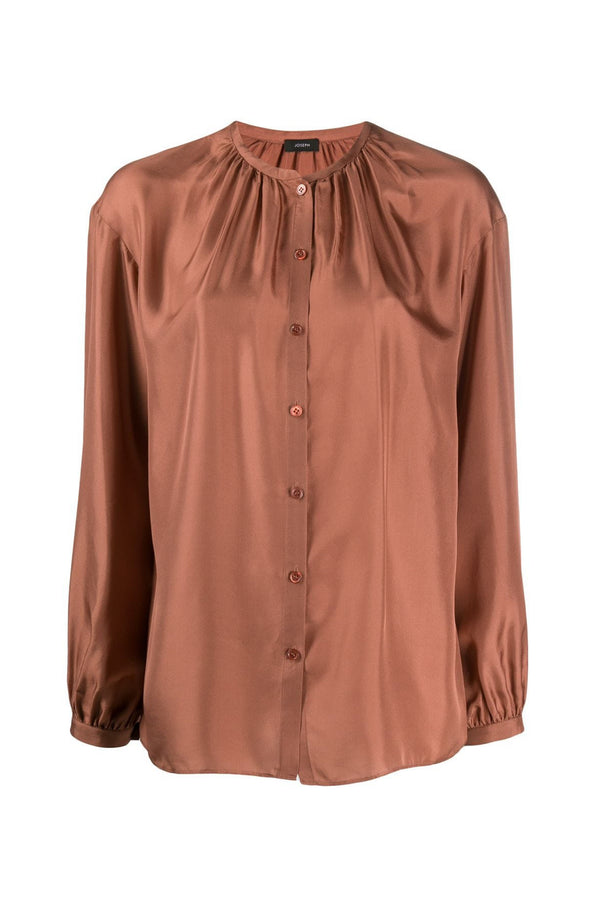 Bowell Silk Blouse