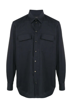 Navy Norman Shirt