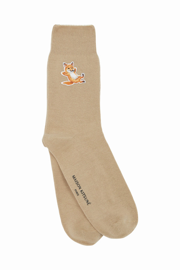 Chillax Fox Socks