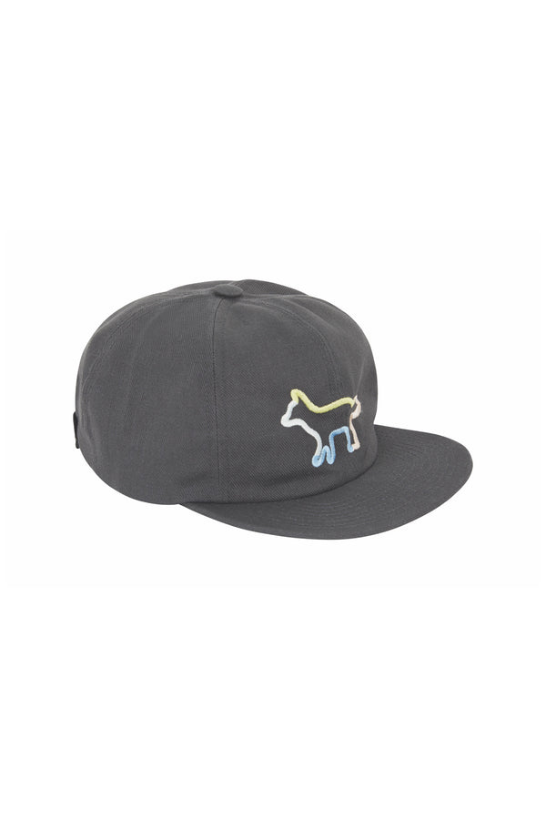 Rainbow Profile Fox Baseball Cap