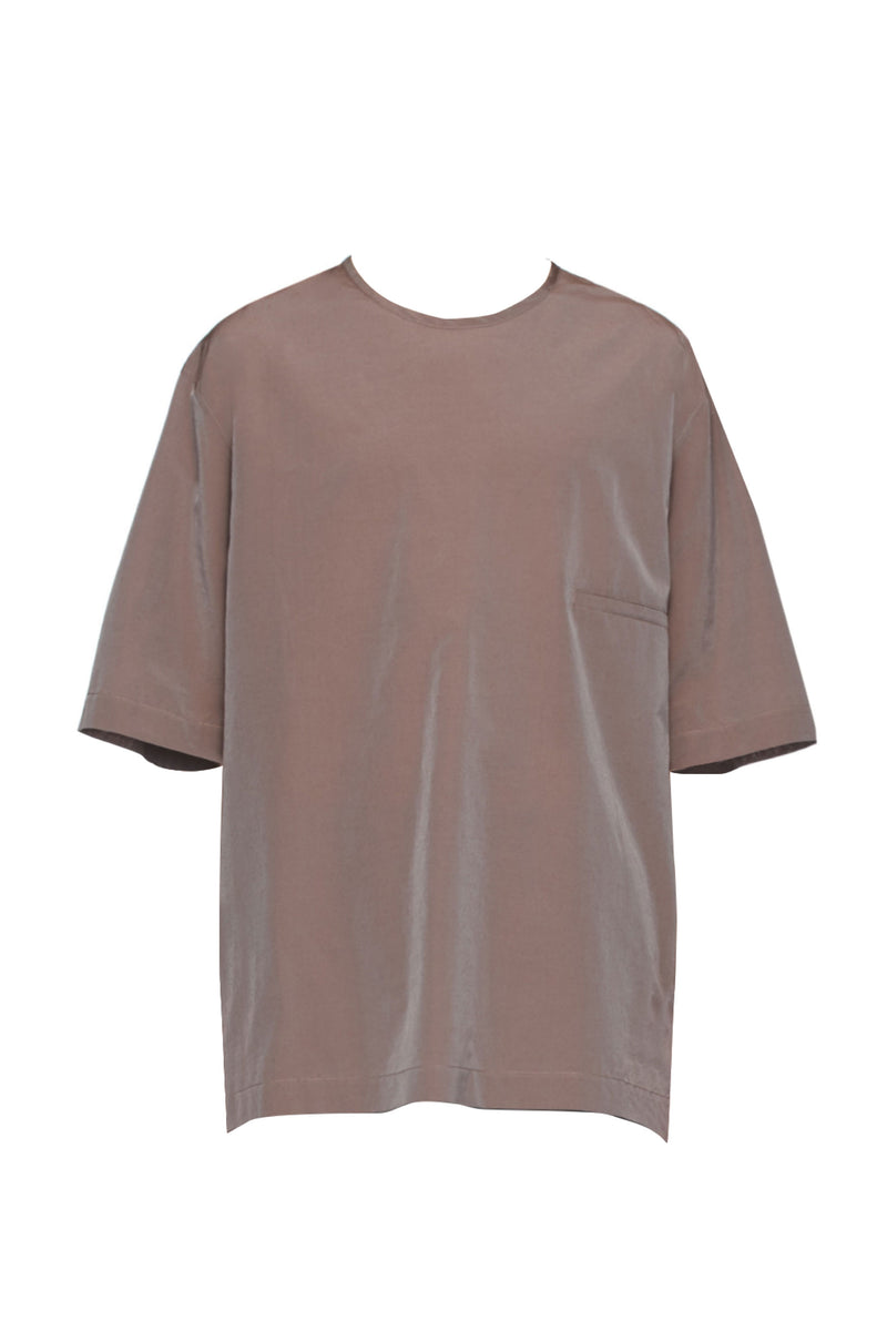 Terracotta Short Sleeve Top
