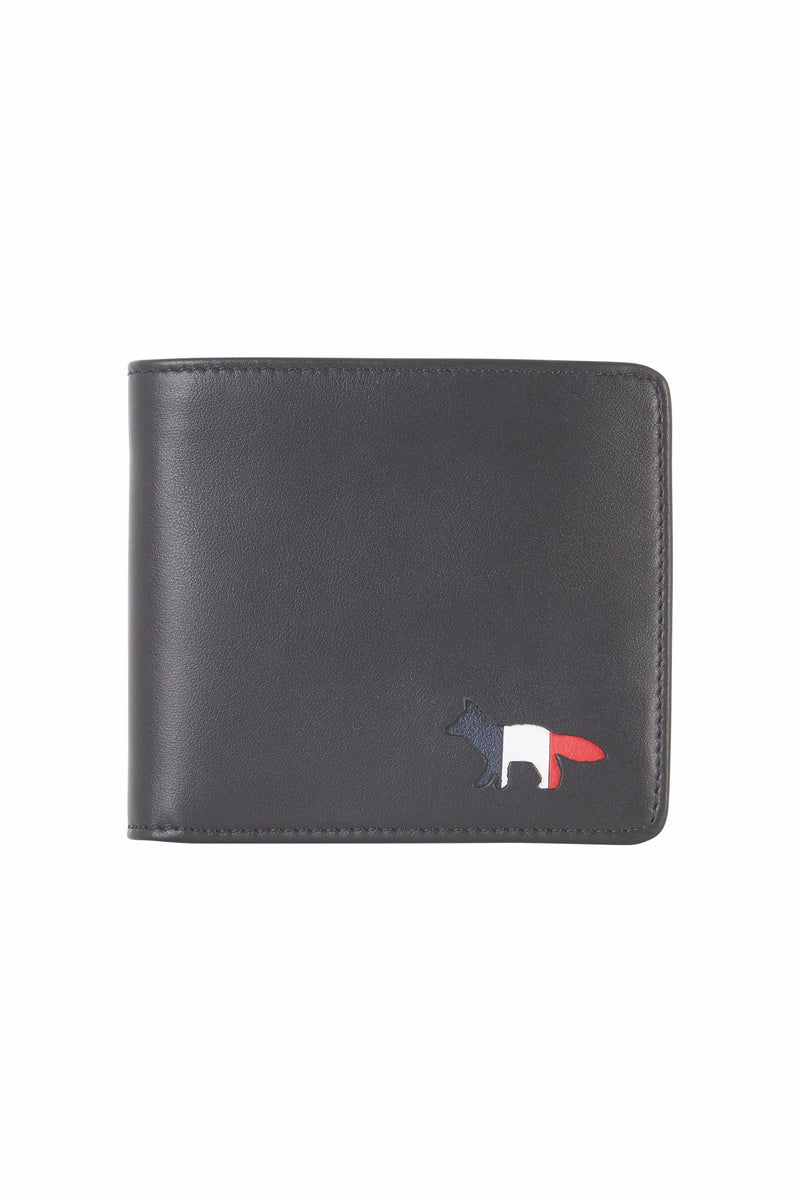 Tricolour Fox Wallet