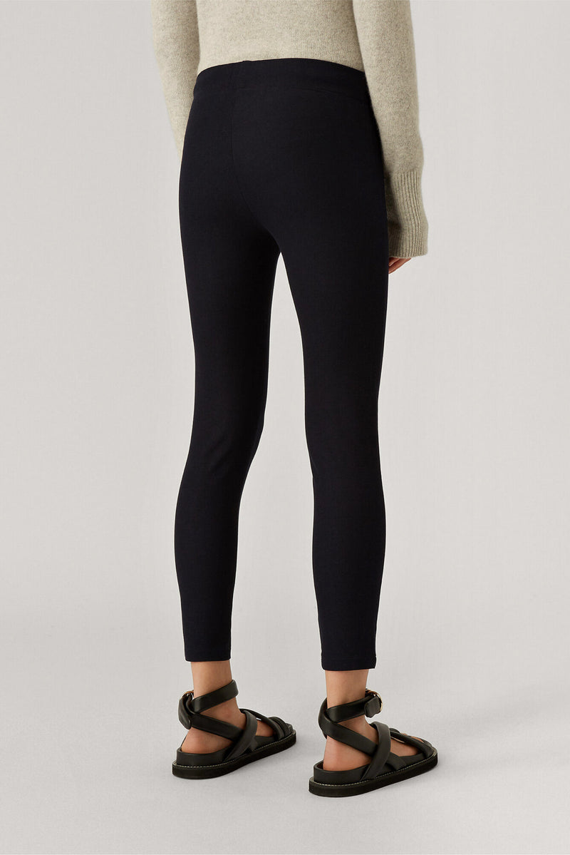 Navy Nitro Leggings