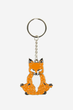 Lotus Fox Keyring