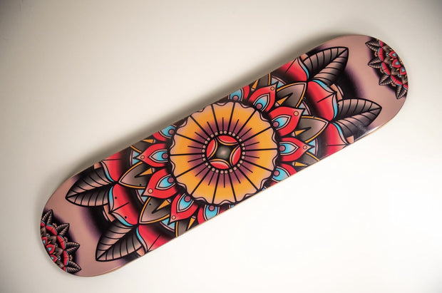 Self Care Skate Deck