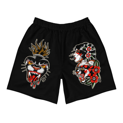 Sacred Panther Shorts