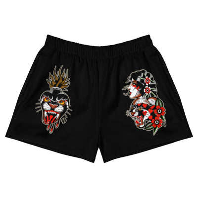 Women's Sacred Panther Shorts
