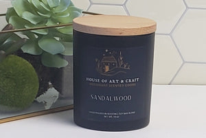 Sandalwood | Candle