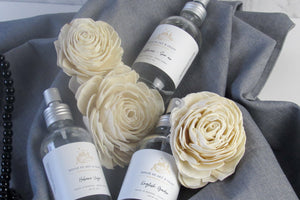 Wildflower & Sea Air | Air & Linen Room Spray | The Pretty In You Collection