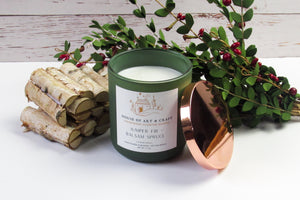 Juniper Fir + Balsam Spruce 12oz Candle | Holiday Limited Edition