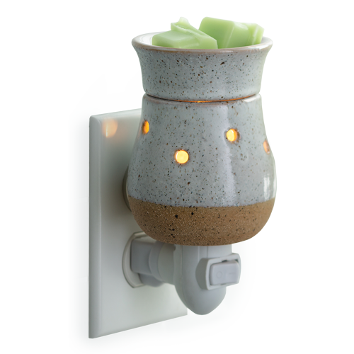 Pluggable Candle Wax Melt Warmer |  ONLY