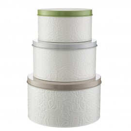 In the Forest Set/3 Cake Tins