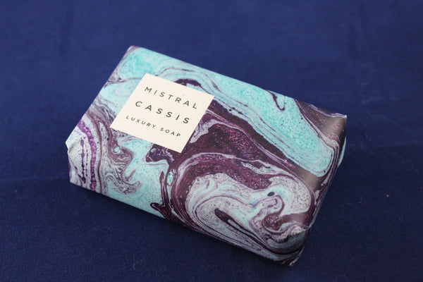 Cassis Marble Soap