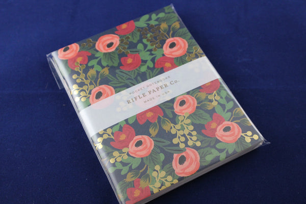 Pair of Rosa Notebooks