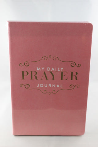 Pink Prayer Journal