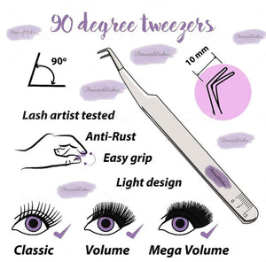 Thousandlashes' Volume Tweezer