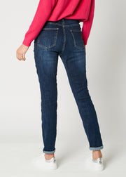 Deck Button Front Jeans