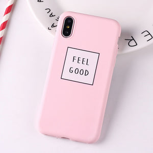 Social Media Harms Your Mental Health Quote Funny Soft Silicone Case For iPhone