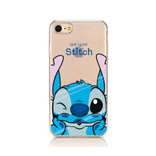 Load image into Gallery viewer, Cartoon Silicone Phone Case For iPhone (03)