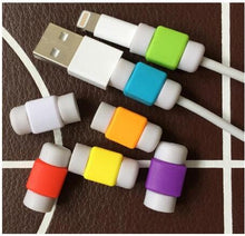 Load image into Gallery viewer, USB Cable Protector for iPhone