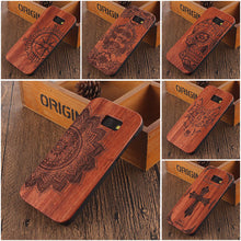 Load image into Gallery viewer, Wooden Bamboo Case (01)