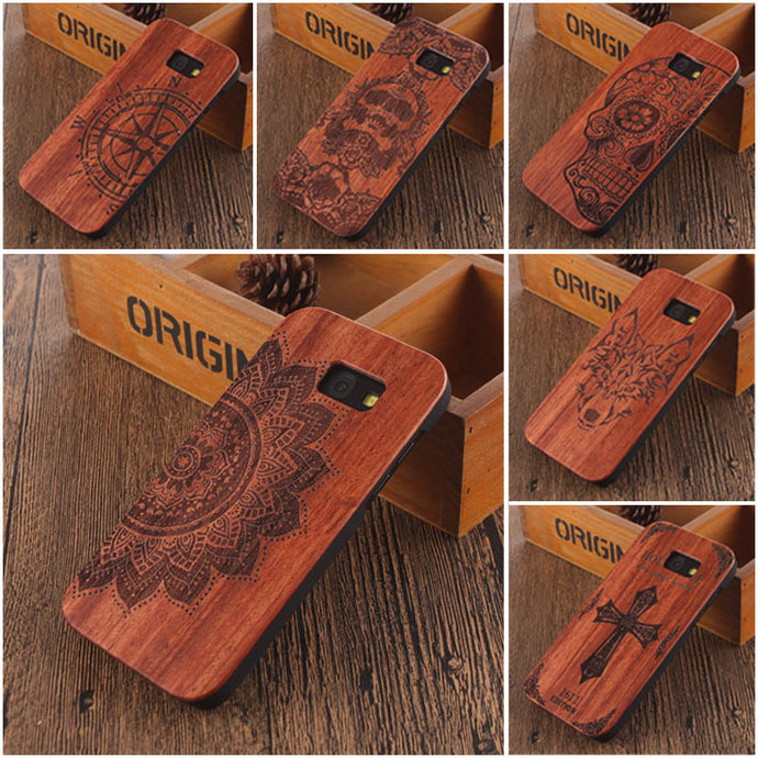 Wooden Bamboo Case (01)