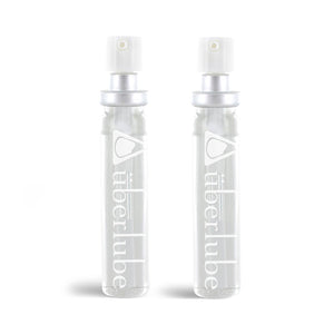 überlube - Silicone Lubricant Travelsize Refills by Uberlube - Vegan Lube - Bold Humans - Health, Lube, Safe Sex