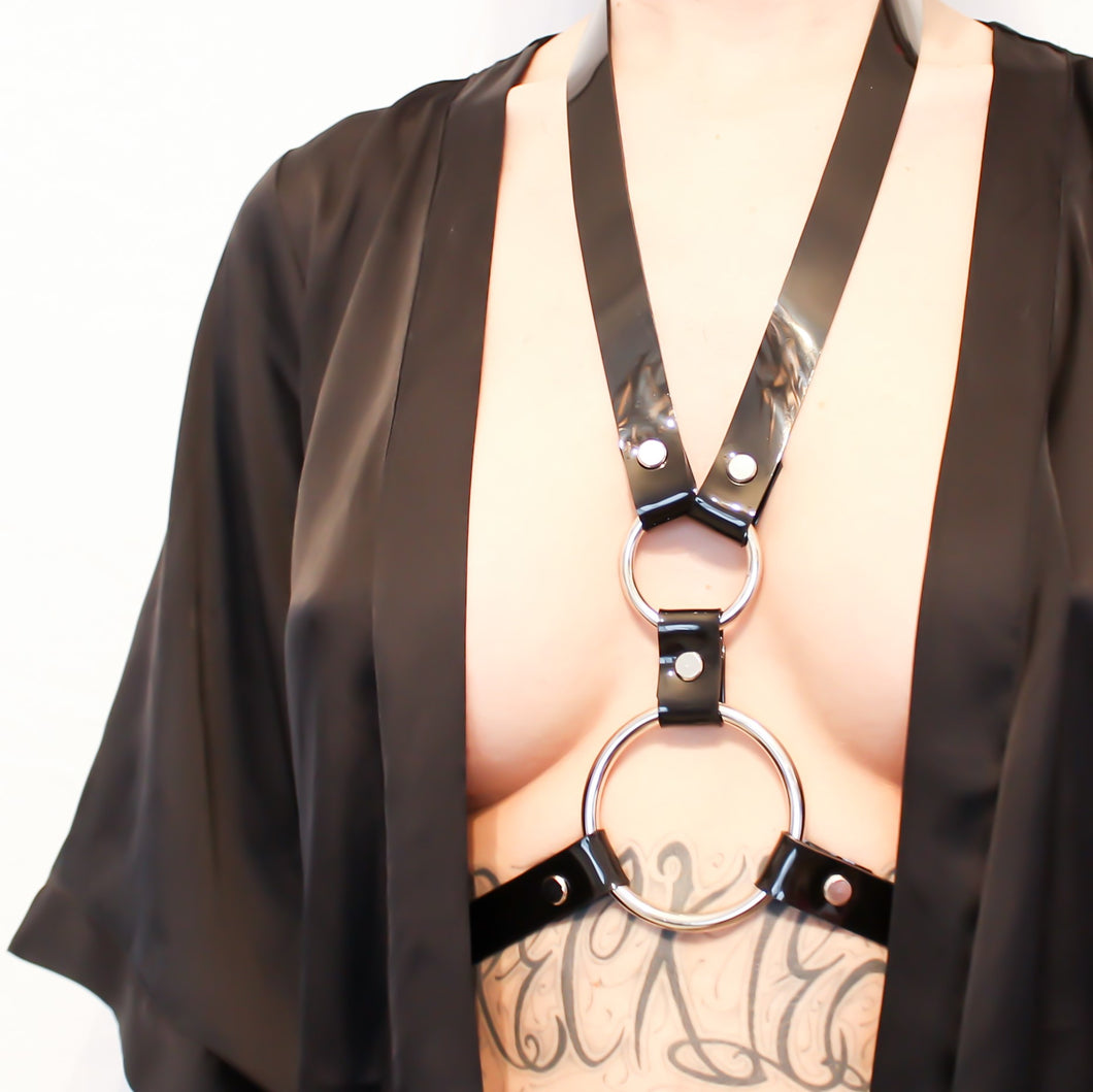HARNESS - Black by [product.vendor] - Vegan [product.type] - Bold Humans