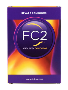 FC2 - Internal Condom 3 pcs by [product.vendor] - Vegan [product.type] - Bold Humans
