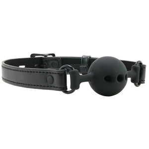 Sportsheets Breathable Ball Gag by Sportsheets - Vegan Restraints - Bold Humans - Kink, Restraints