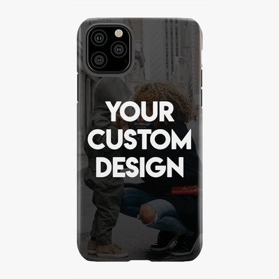 Custom iPhone 11 Pro Max Extra Protective Bumper Case
