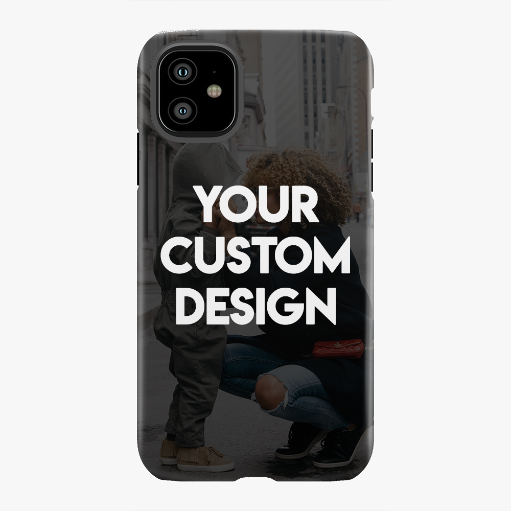 Custom iPhone 11 Extra Protective Bumper Case