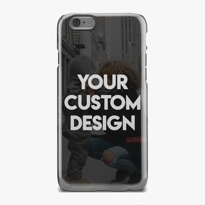 Custom iPhone 6 / 6S Extra Protective Bumper Case