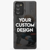 Custom Galaxy Note 20 Extra Protective Bumper Case