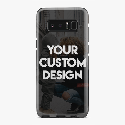 Custom Galaxy Note 8 Extra Protective Bumper Case