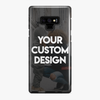 Custom Galaxy Note 9 Extra Protective Bumper Case