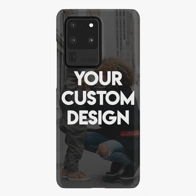 Custom Galaxy S20 Ultra Slim Case