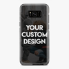 Custom Galaxy S8 Plus Extra Protective Bumper Case